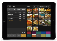 Restaurant iPad POS