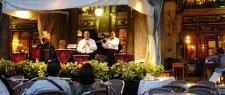Restaurant band