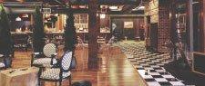 Well Designed Restaurant Interior Design