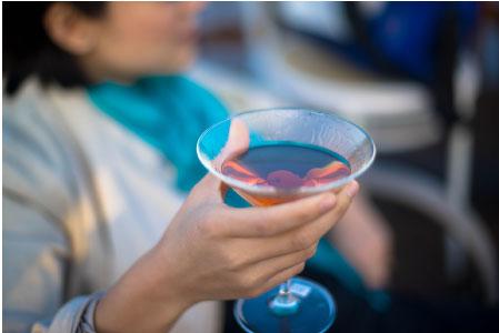 manhattan cocktial