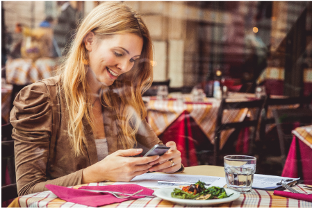 reasons to use restaurant apps