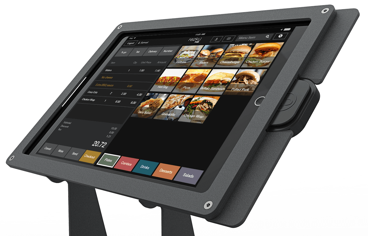 Quick Service Mobile POS