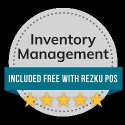 Inventory management badge