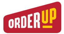 Order Up logo