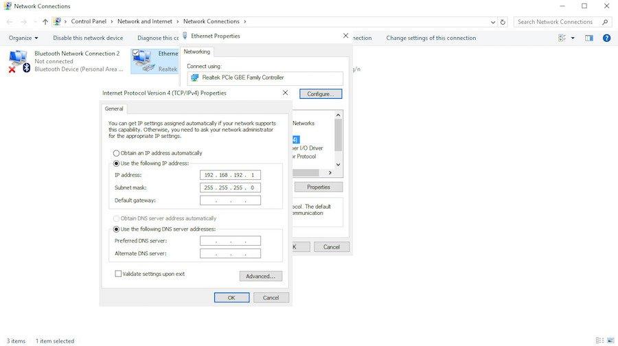 epson printer configuration url