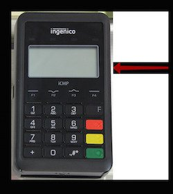 icmp card reader