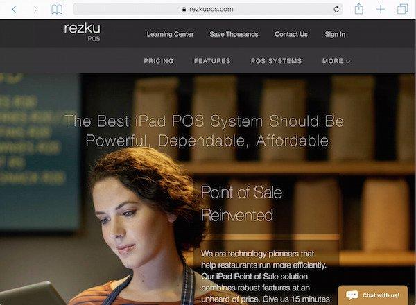 rezku.com/pos homepage