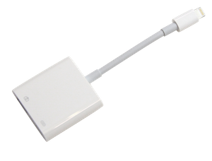 ipad usb camera adapter