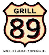 Grill 89 logo Rezku Prime Customer